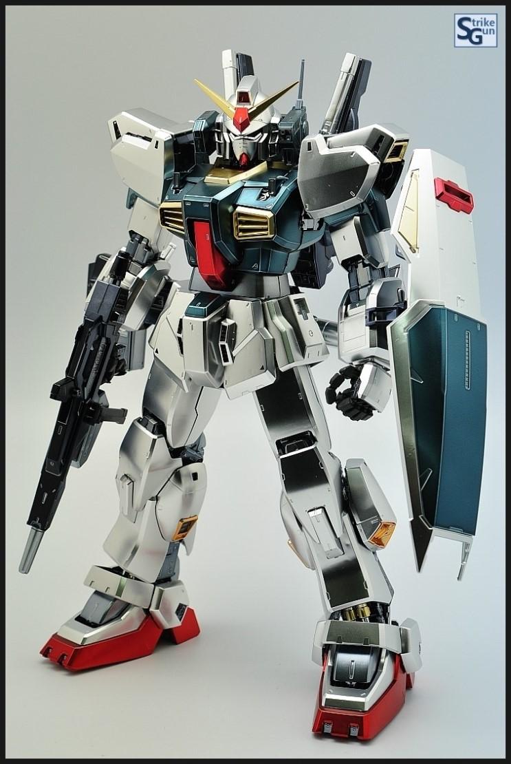Pg 1 60 Rx 178 Gundam Mk Ii A E U G Ver Extra Coat Finish