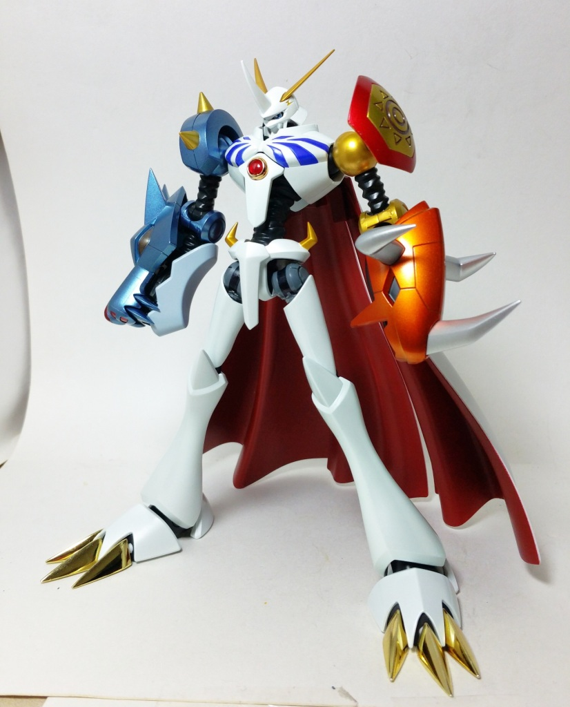 Darts Omegamon Omnimon Completed