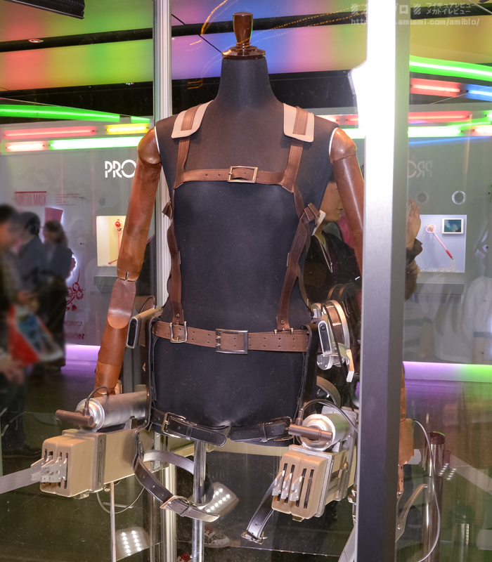 1/1-scale 3D maneuver gear replica from Attack on Titan: UPDATE Big Size Images, Full Info, LINK!
