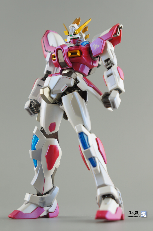 Toyota Official Site >> HGBF 1/144 Build Burning Gundam: Nice Custom Work by wildwind. Full photoreview No.27 Hi ...