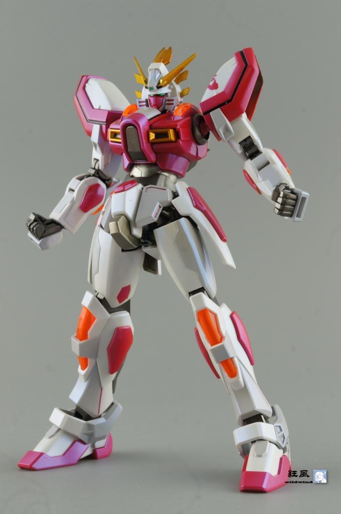 Toyota Official Site >> HGBF 1/144 Build Burning Gundam: Nice Custom Work by ...