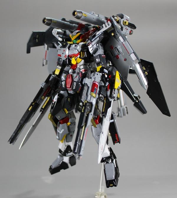 How Do Leds Work >> HG Gundam Astraea Arfogaeth + K9 Dogpack (Full unit heavy system) Interesting Custom Work by ...