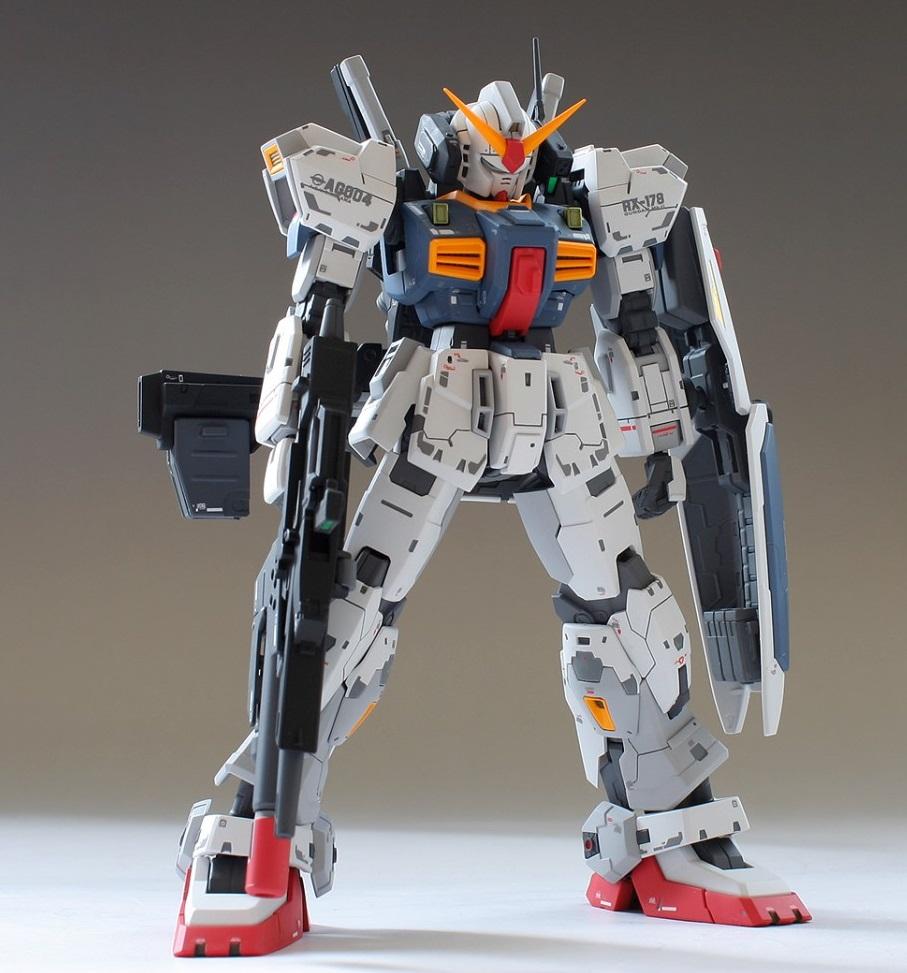 RG 1/144 Gundam Mk-II ...