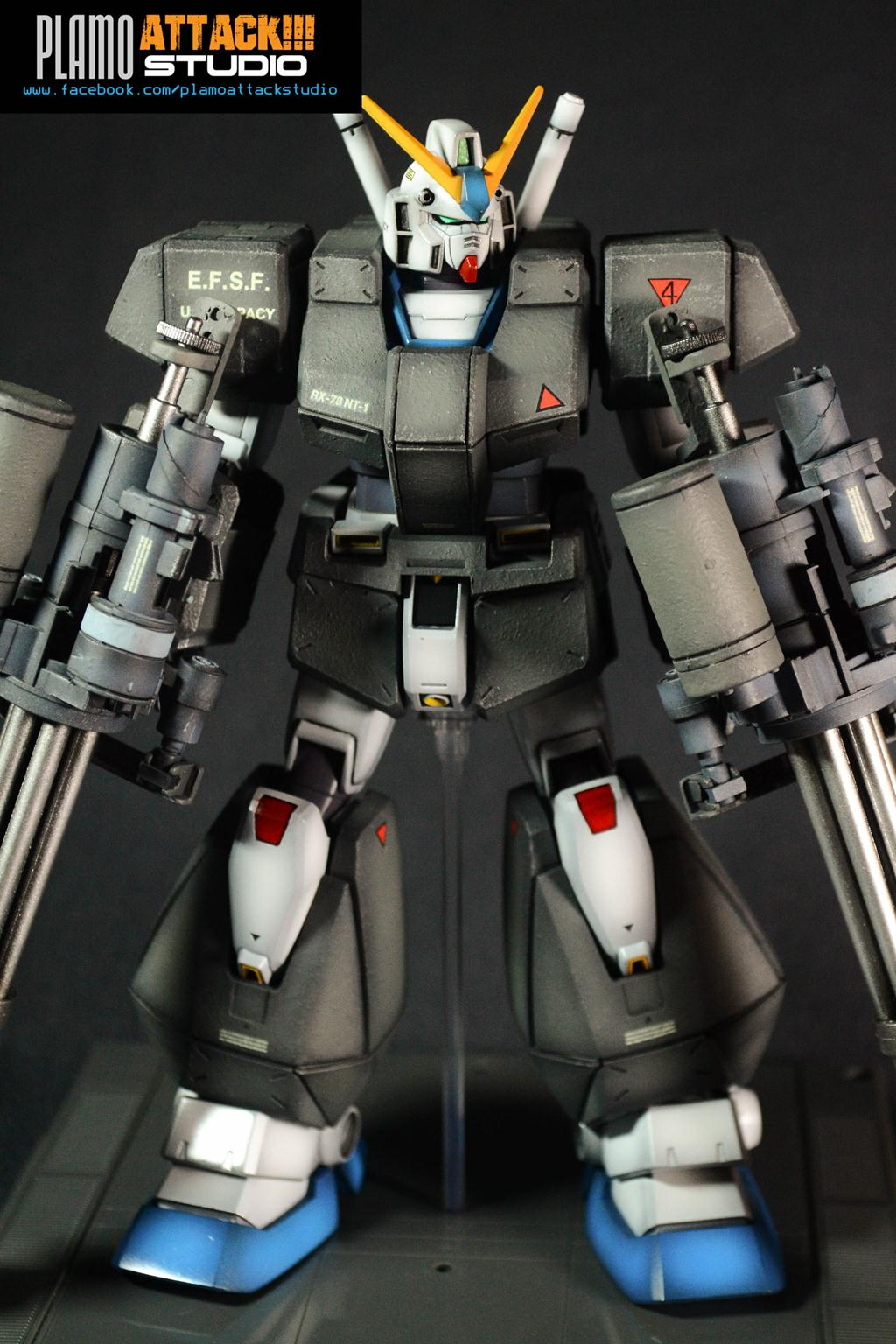 Respect For This Old Mg Amazing Nt 1 Gundam Alex