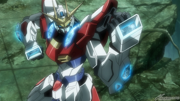 Gundam Build Fighters Try Build Burning Gundam Wallpaper 1306 1307