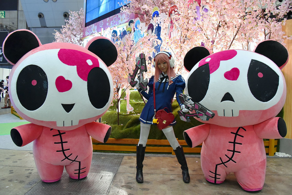 COSPLAYERS @ ANIME JAPAN 2015: Photoreport No.48 Full Size Images