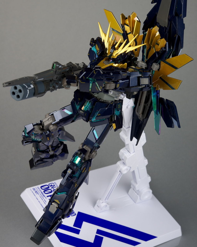 GUNDAM FIX FIGURATION METAL COMPOSITE Banshee Norn Awakening Ver. (覚醒仕様) THE ULTIMATE FULL PHOTOREVIEW w/No.57 Full Size Images!