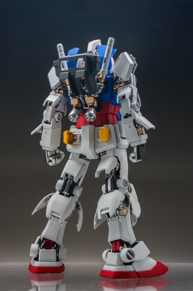Pg Rx 78 2 Gundam Ver Original All Clear Half Color