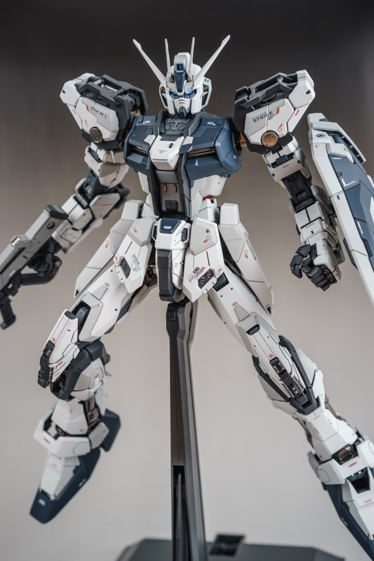 Pg Strike Gundam Ver Hoi Latest Work By Pwi112