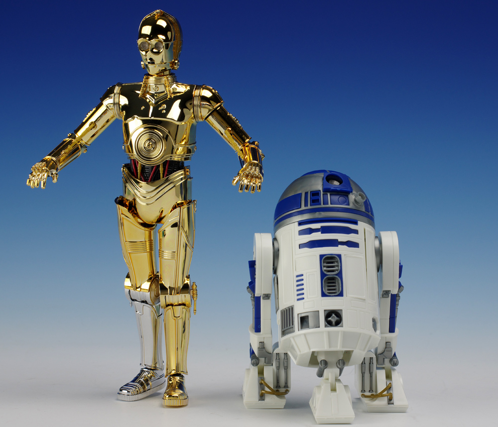Bandai x star wars 1 12 c 3po assembled full review big - Star wars couchtisch ...