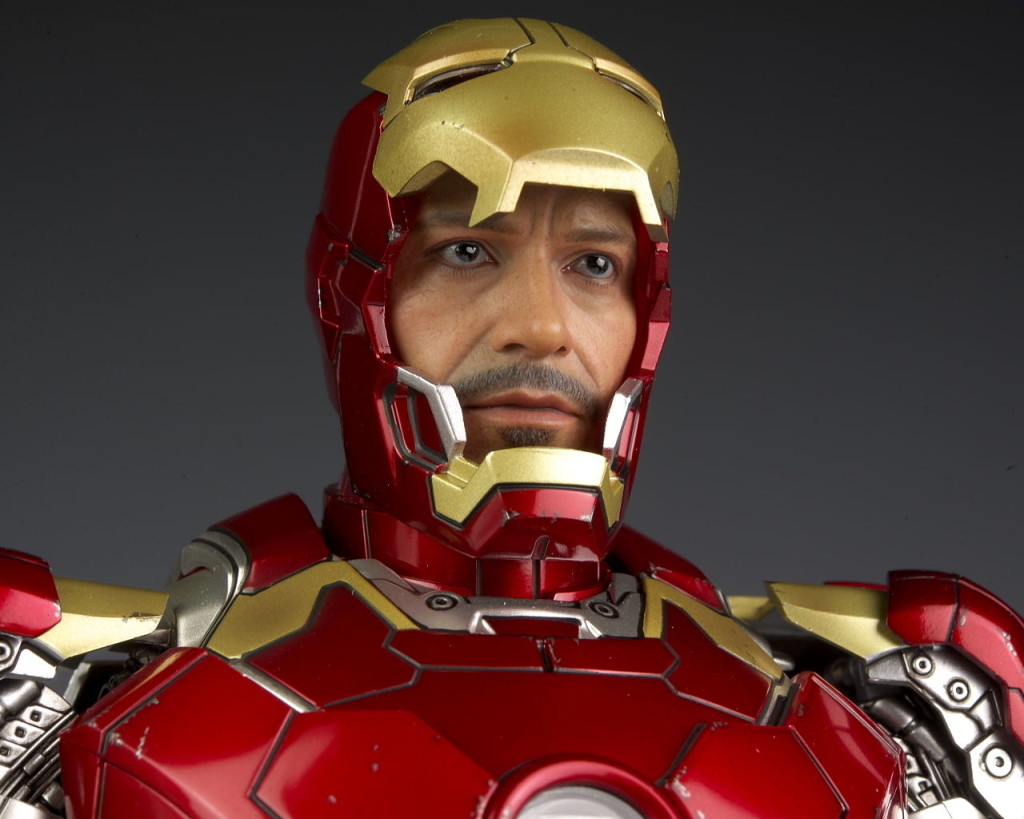 [Avengers: Age Of Ultron] Hot Toys Movie Masterpiece DIECAST Series: Iron Man Mark 43 Full Photoreview No.49 HD Images