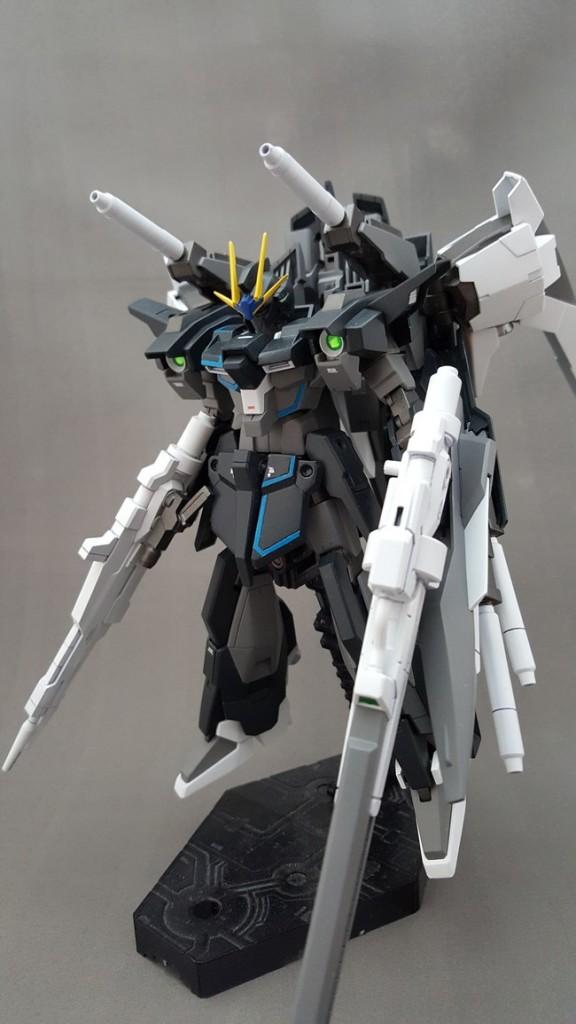 Hgbf 1 144 Lightning Gundam Full Armed Custom Work By