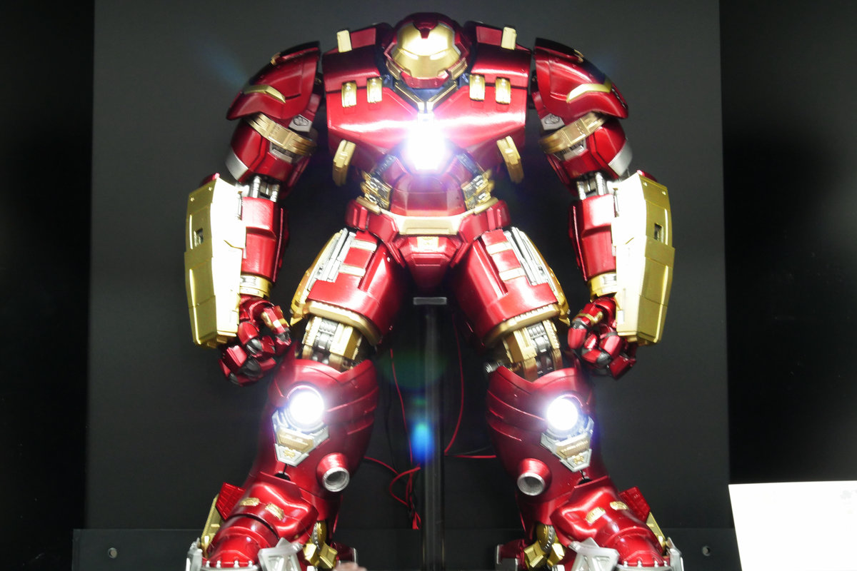 Tamashii Web Exclusive S.O.C. x S.H.Figuarts Iron Man Mark ...