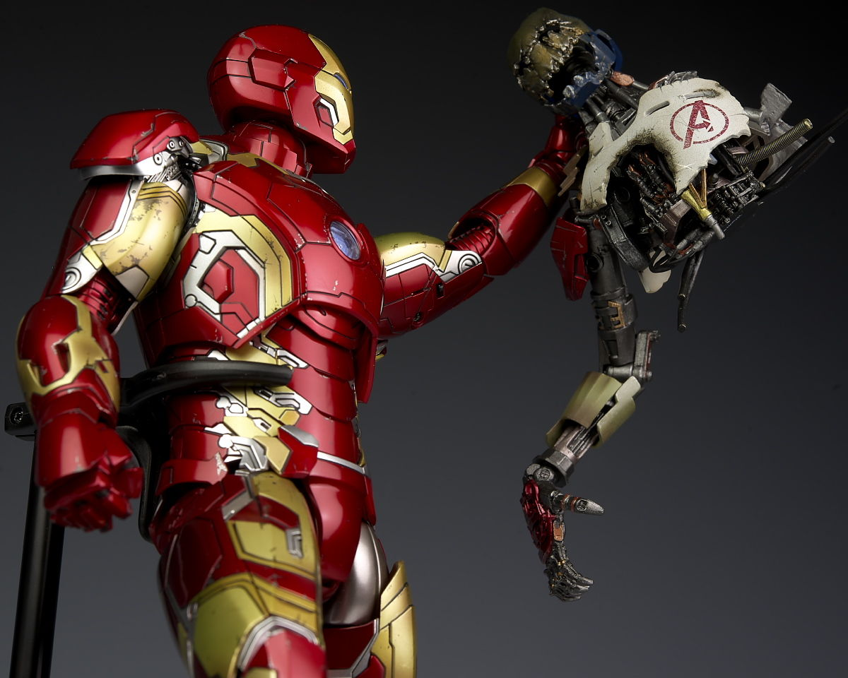 Best 49 The Avengers Wallpaper On Hipwallpaper: [Avengers: Age Of Ultron] Hot Toys Movie Masterpiece
