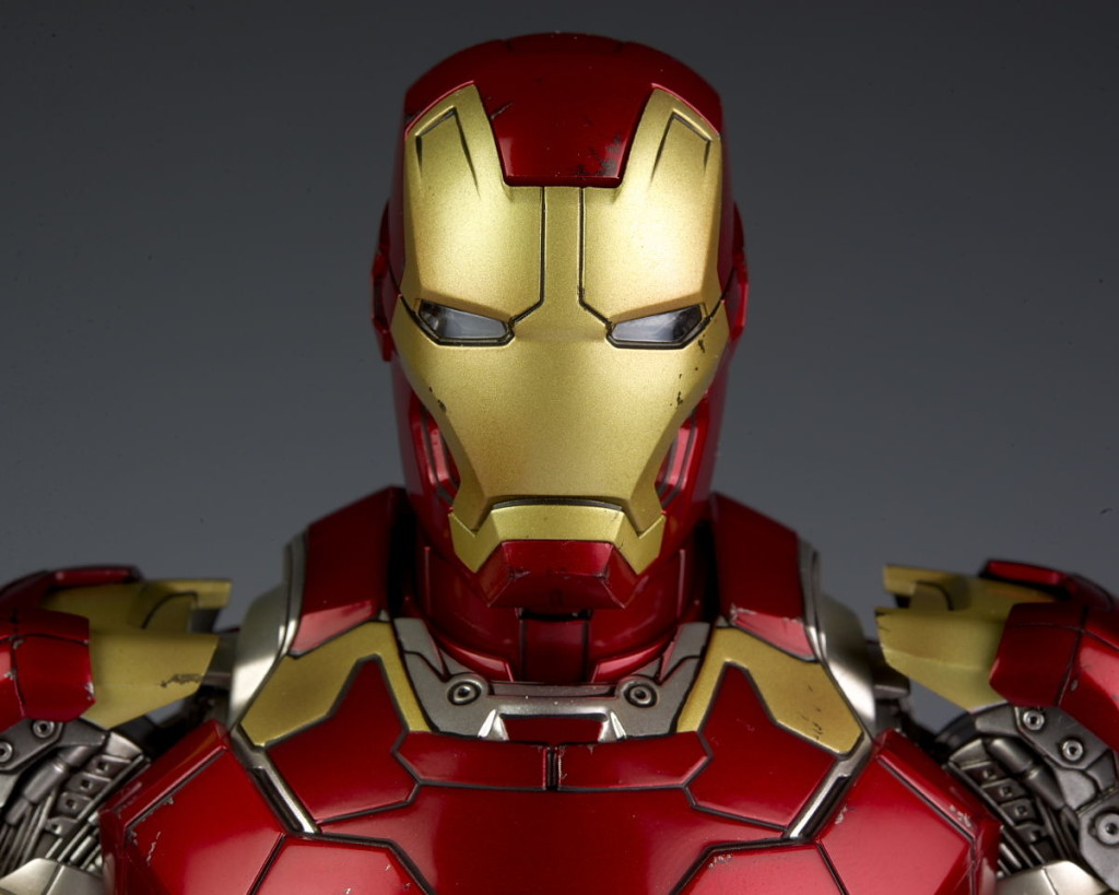 avengers age of ultron hot toys movie masterpiece