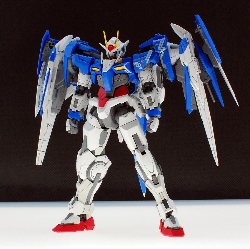 Rg 1 144 00 Raiser Seven Sword G Custom Latest Work By
