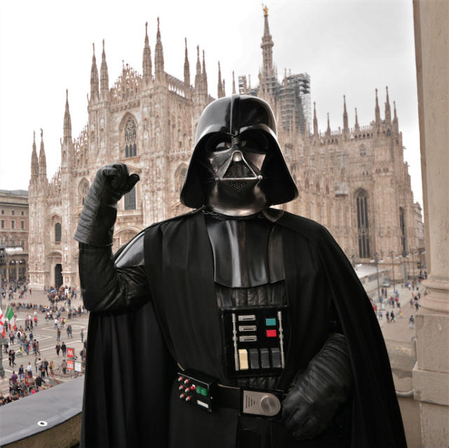 [Italy] Star Wars Day ...C 3po