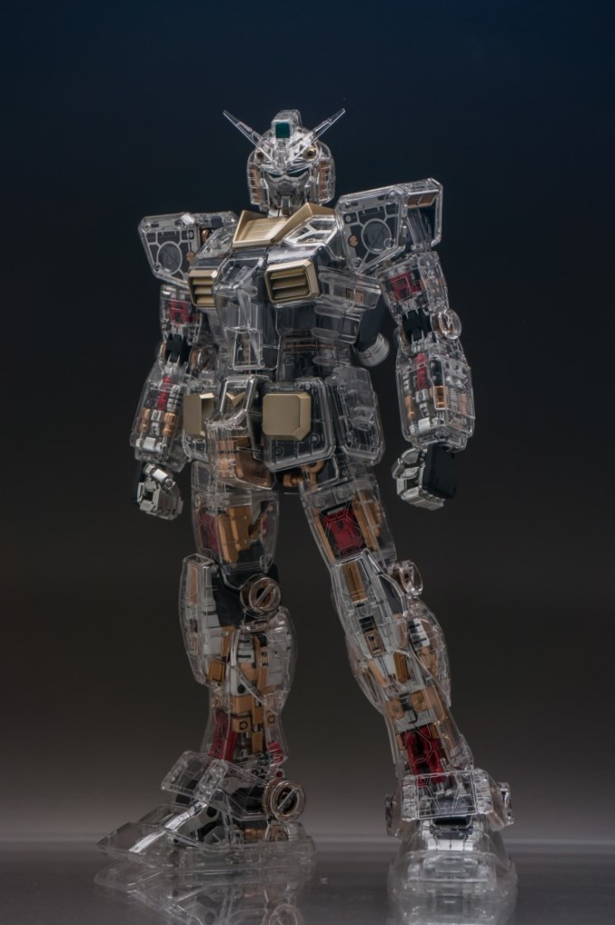 Pg 1 60 Rx 78 2 Gundam Ver Mechanical Clear Ver 2 0 Latest Work Modeled By Huidong Photo