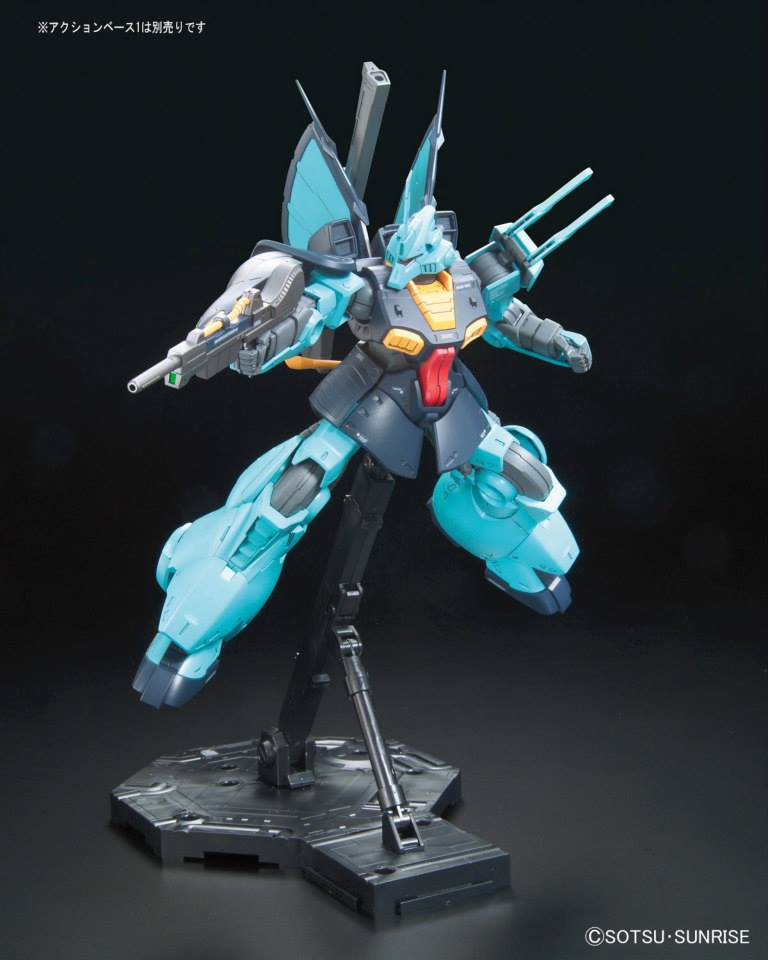 RE/100 MSK-008 DIJEH: Just Added Many NEW Hi Res Official Images, Info Release
