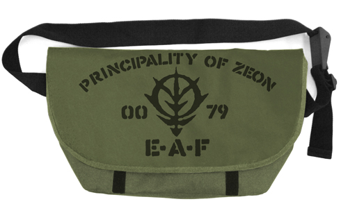 [Messenger Bag and Heavyweight T-Shirts] E.F.S.F. / ZEON by COSPA. Mid-August 2015 Release. No.13 Images, LINKS