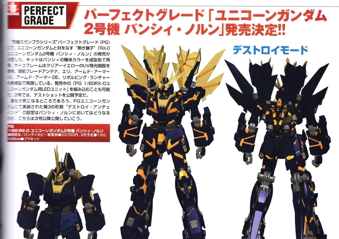+Re: +กันพลาเดือน 9/2015 HG Prototype Gouf ,HG Zaku II blacktristar ortega'custom,PG Gundam Unicorn02BansheeNorn,HG Kamiki burning gundam