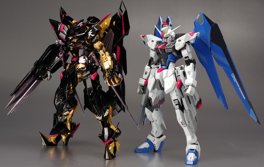 Metal Build Gundam Astray Gold Frame Amatsu Mina A New