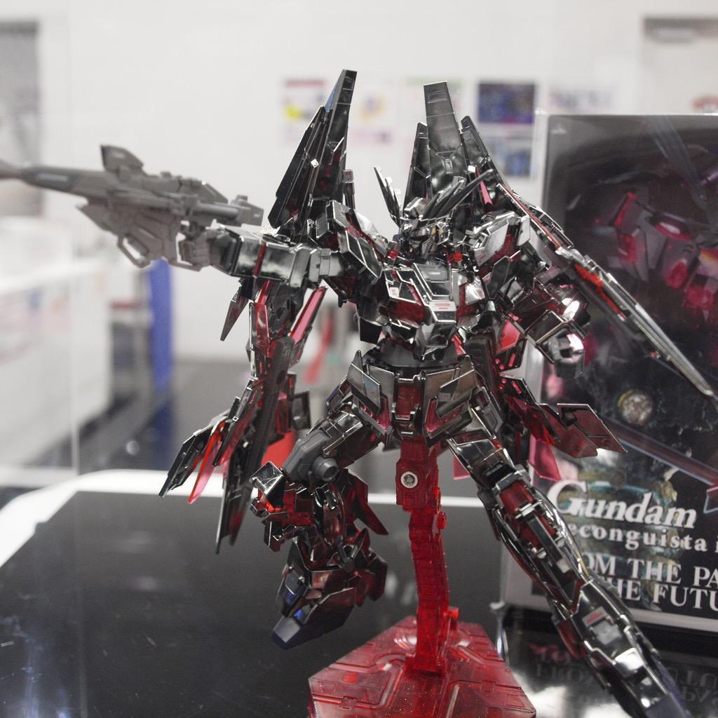 HGUC 1//144 Unicorn Gundam Unit 3 Phenex Destroy Mode Ver.GFT Limited Gold Kit
