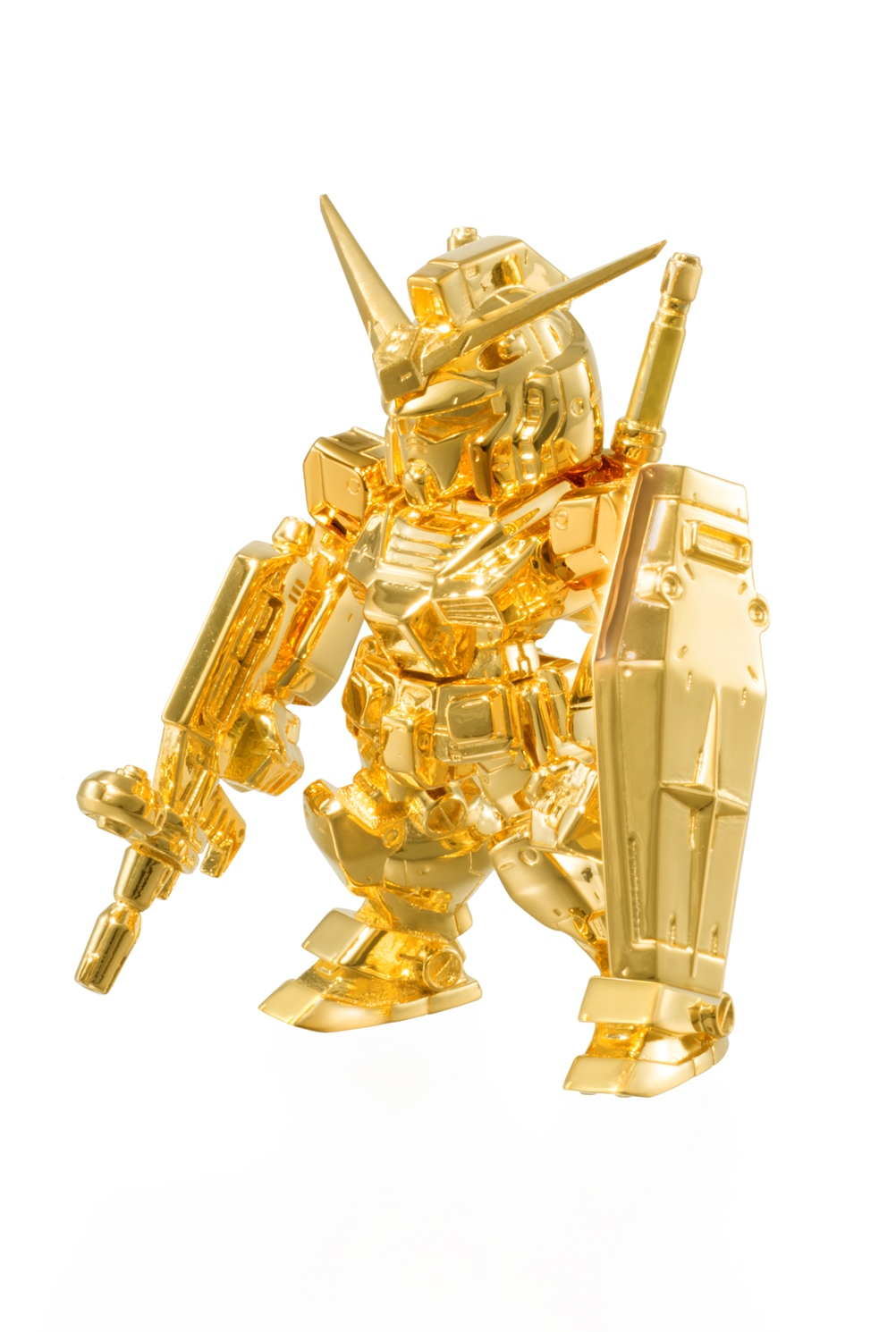 The Art Of Gundam Gundam Converge Ver Gold And Ver