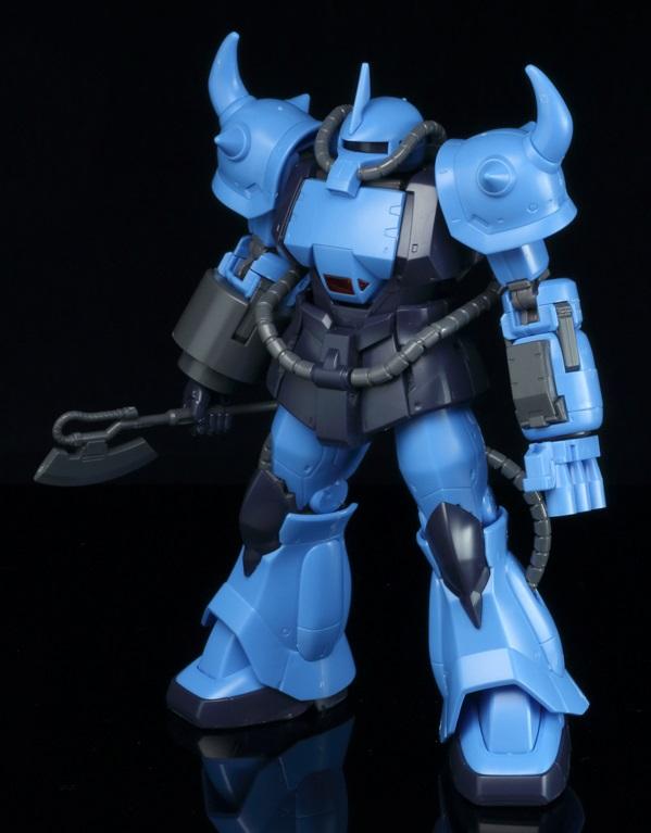 gundam the origin msd hg 1 144 prototype gouf 戦術実証機