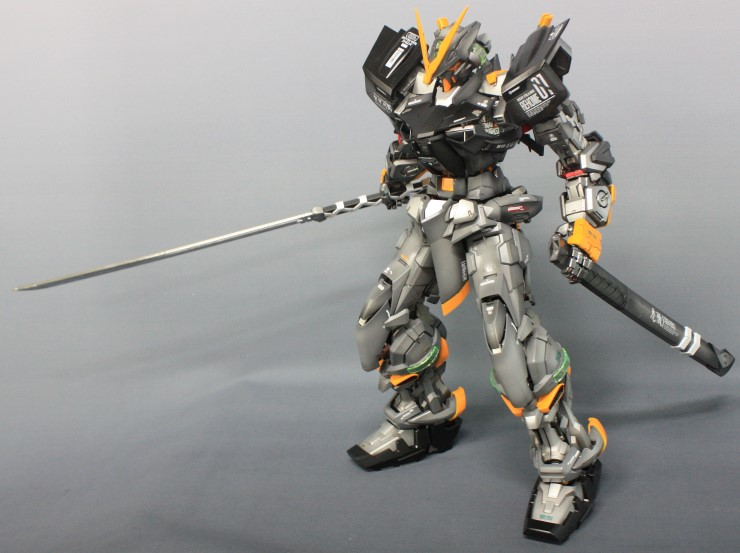 the best attitude f51aa a169e PG 1/60 Gundam Astray Red Frame Custom Ver.천주 Latest Work ...