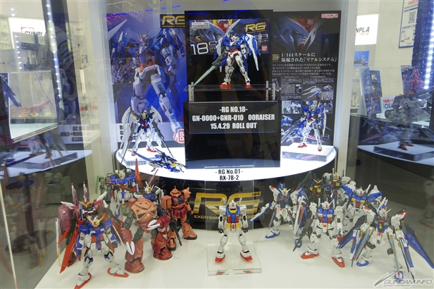 [Events] GUNDAM SUMMER 2015 TOUR GUIDE! Info, a lot of Images