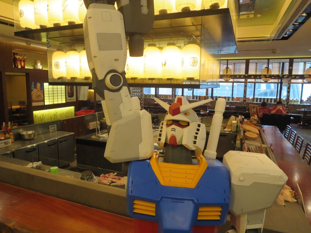 [UPDATE] Gundam Docks at Hong Kong II: Added New Images and Highlight Video