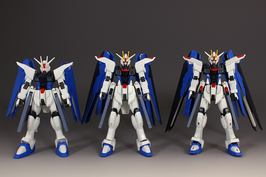 HGCE REVIVE 1/144 Freedom Gundam: New Full REVIEW No.50 Images