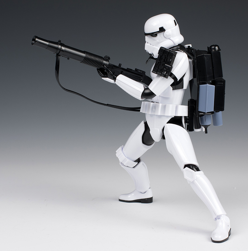 Bandai x Star Wars 1/12 SANDTROOPER: Full Photo Review with