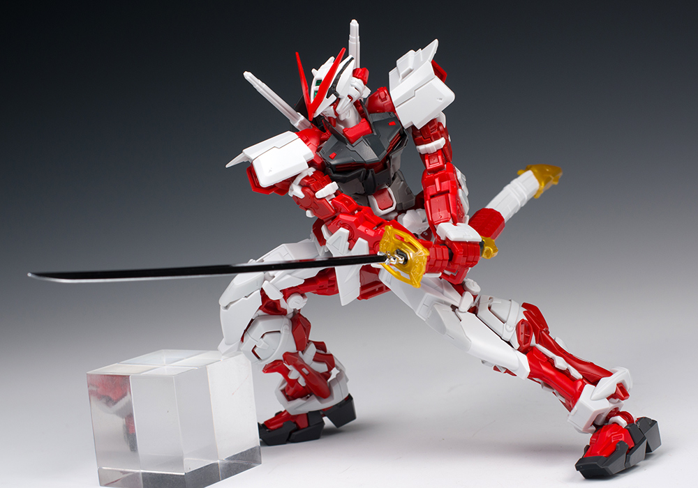 Full Detailed REVIEW: RG 1/144 Gundam Astray Red Frame: No.60 Big ...
