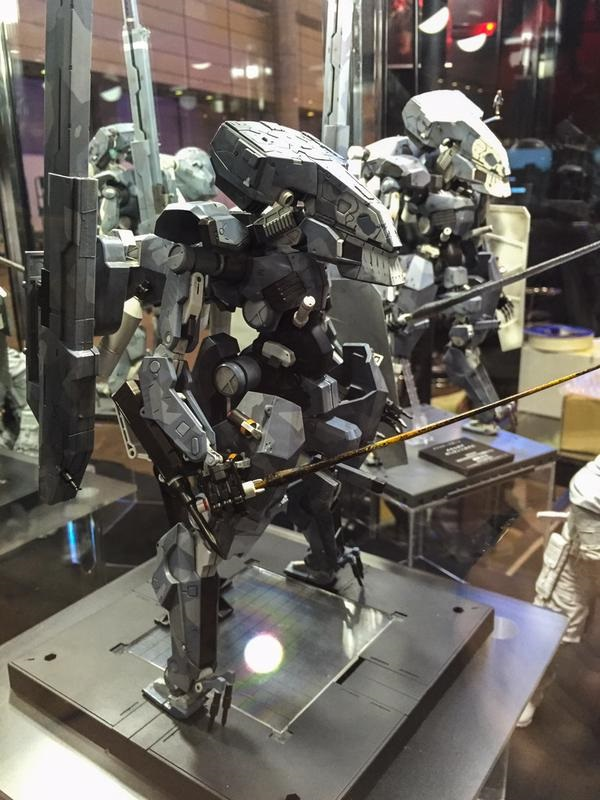 Metal Gear Solid 5 The Phantom Pain: ST-84 Metal Gear (Sahelanthropus) by Sentinel: Preview MANY Official Images
