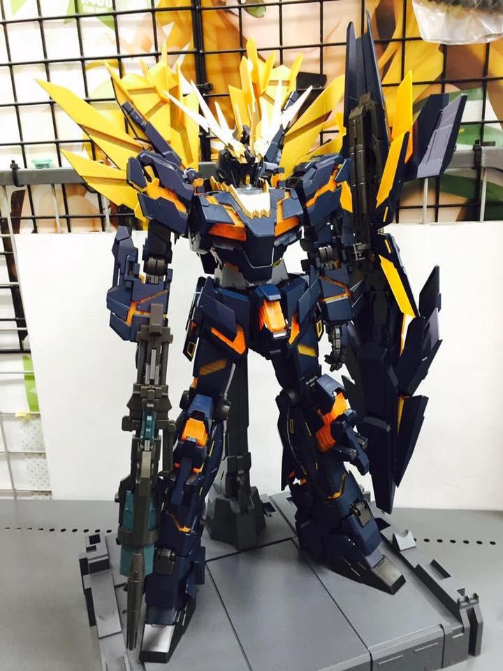 Pg 1 60 Unicorn Gundam 02 Banshee Norn First Review Info