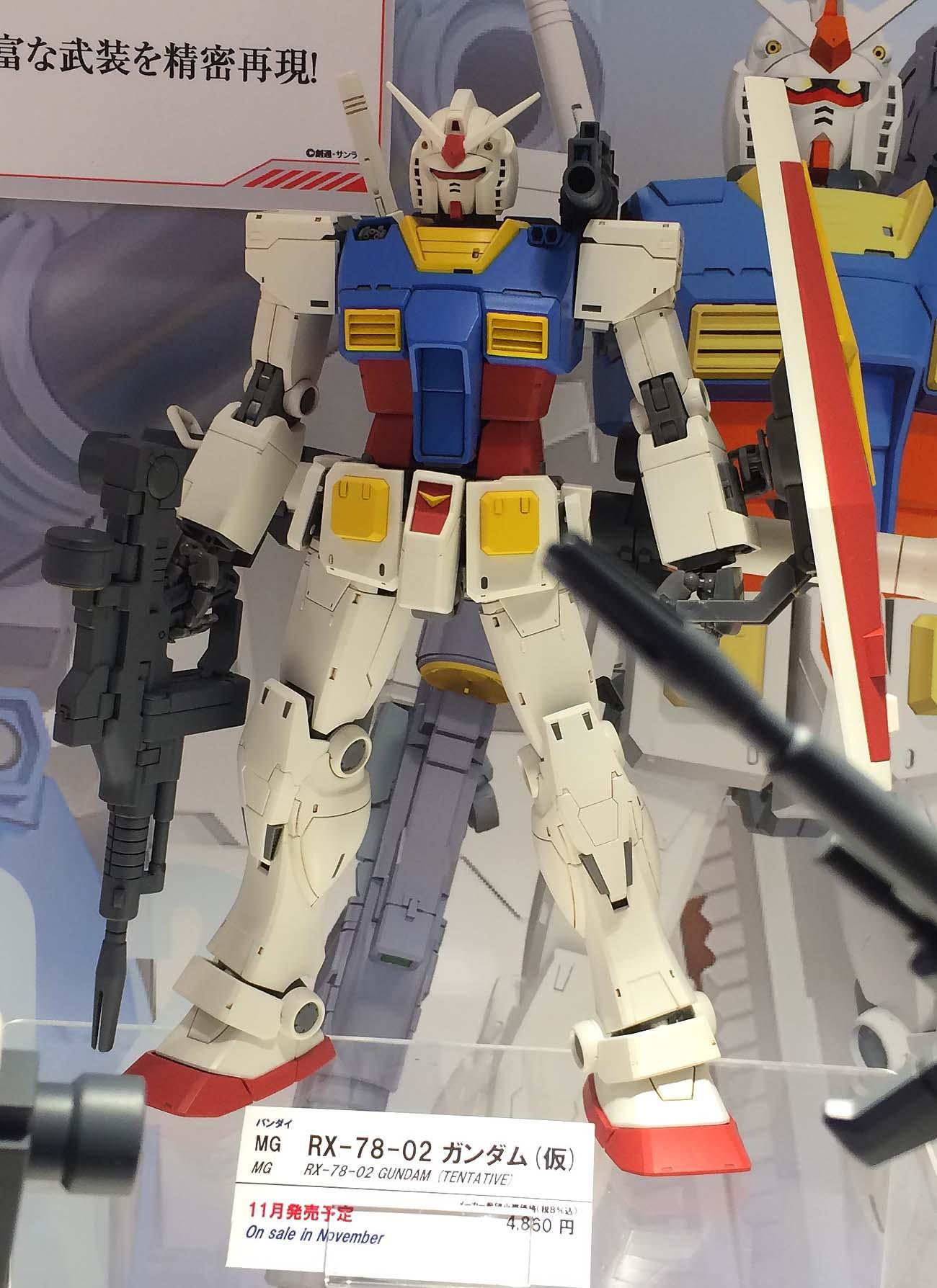 All 78 Tarot Cards Printable Pdf: DETAILED PHOTOREPORT: MG 1/100 RX-78-02 Gundam (The Origin