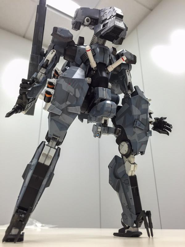 Metal Gear Solid 5 The Phantom Pain: ST-84 Metal Gear