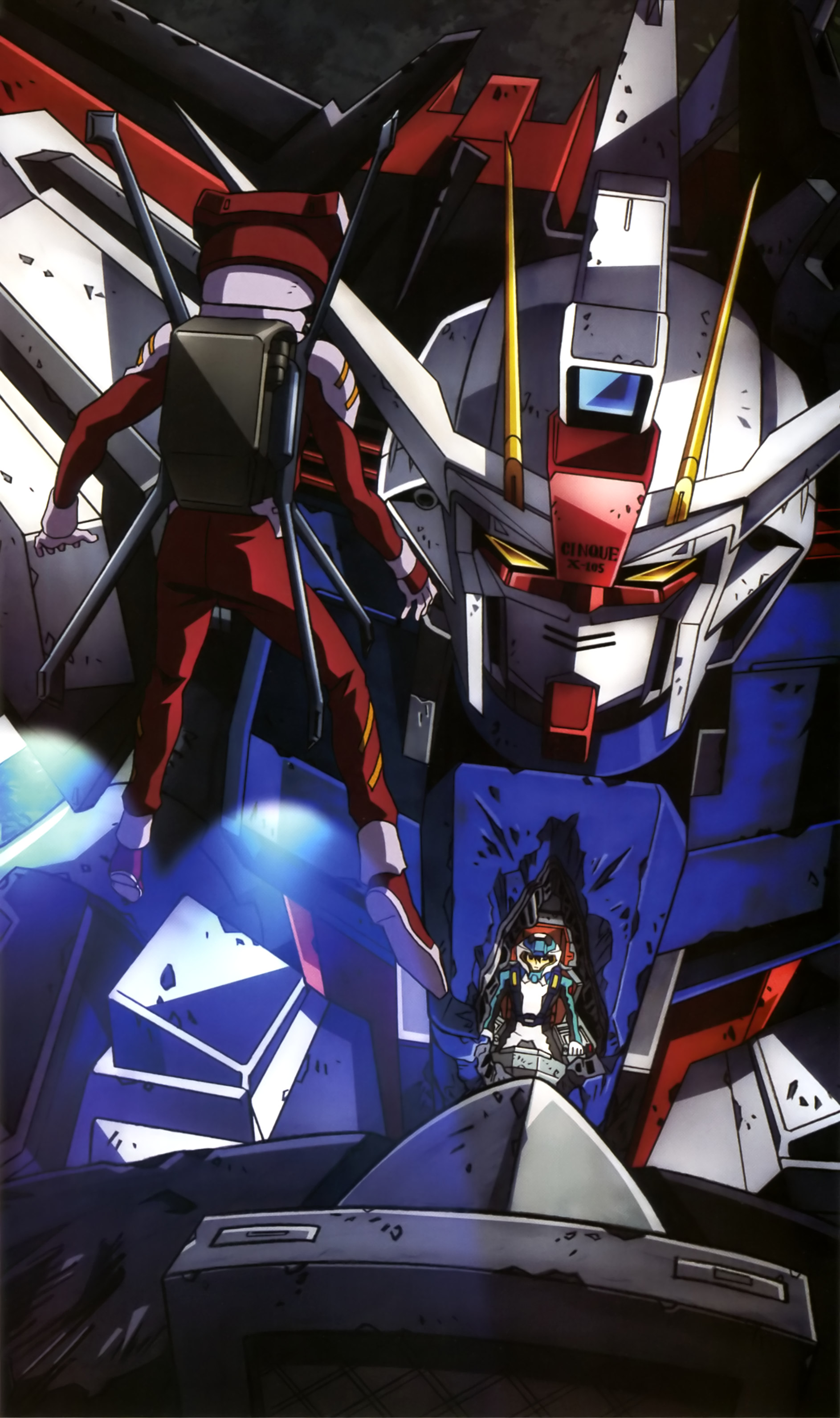 Gundam Perfect File Gundam Seed  Part One  No 24 Hi