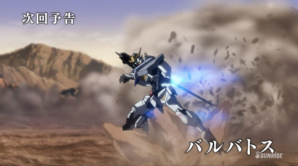 Ironblooded orphans episode 11