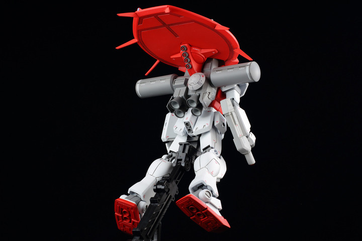 [Mixing Build] HGUC 1/144 RGM-79EW EWAC GM: Modeled by あぶさん Images, Info