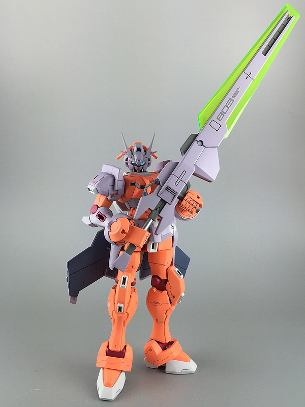 HG 1/144 MSAM-033 Gundam G-Arcane Ver. ちょい萌え。 Photo Review, Info