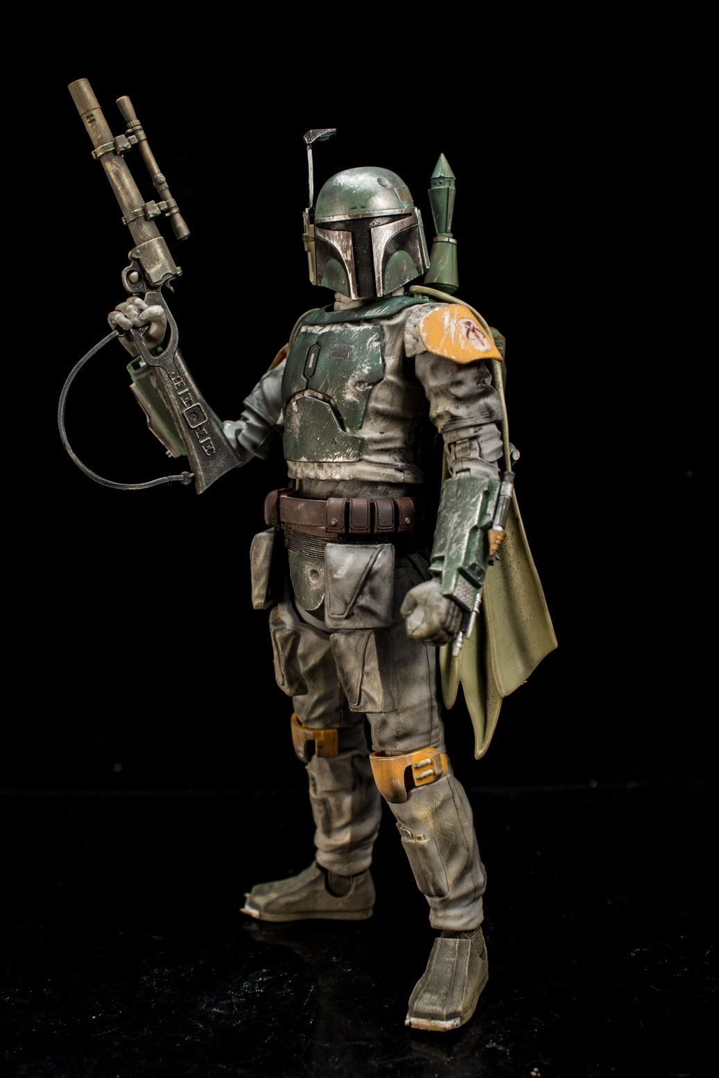 bandai x star wars 112 boba fett modeled by xterry