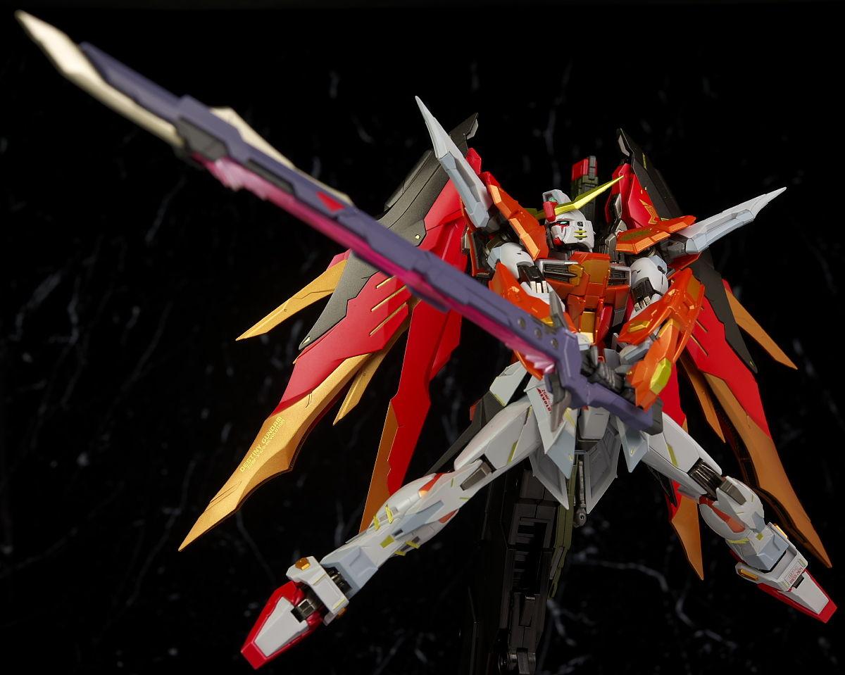 Metal Build Destiny Gundam Review