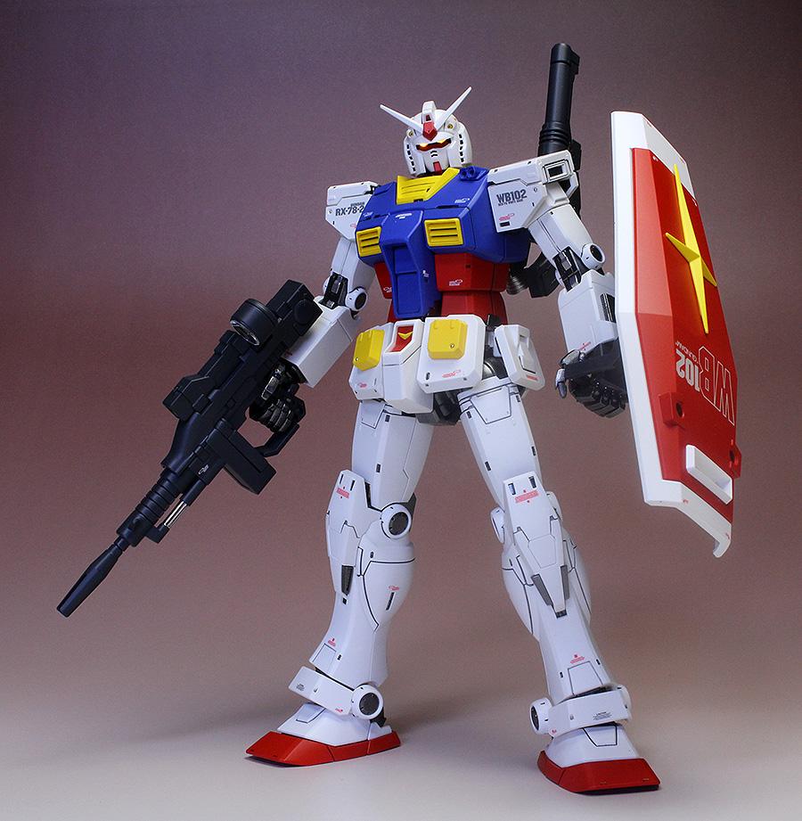 ArrowModelBuild - Figure and Robot, Gundam, Military