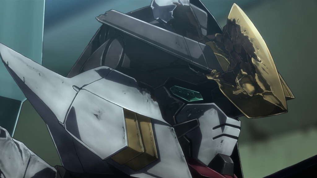 """Gundam Iron Blooded Orphans episode 8 """"The Form of Closeness"""" No.40 Hi Resolution Screens from the Anime [Without Watermarks], INFO"""