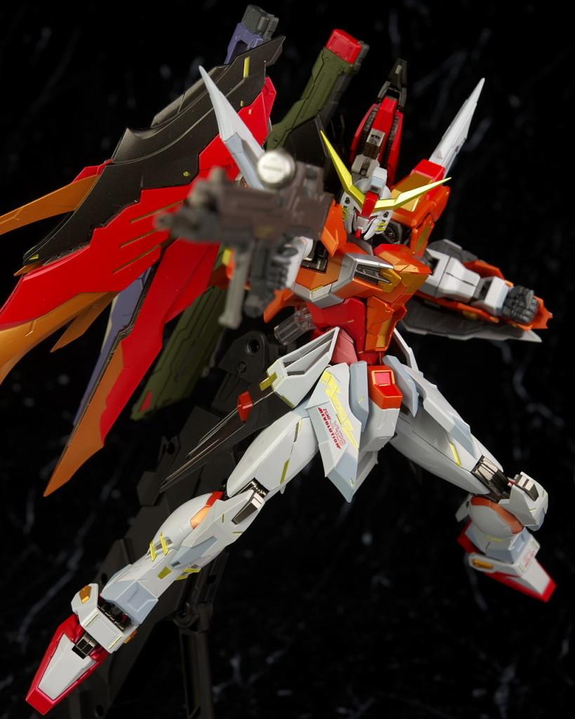 Metal Build Destiny Gundam Heine Westenfluss