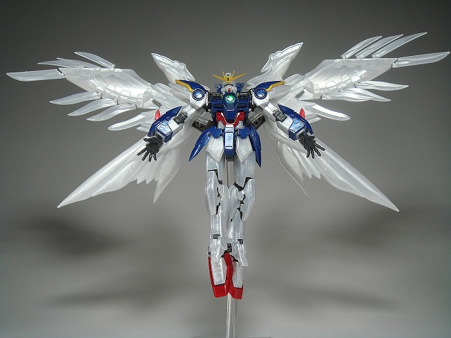 18+ Gundam Wing Rg Review Pictures 13