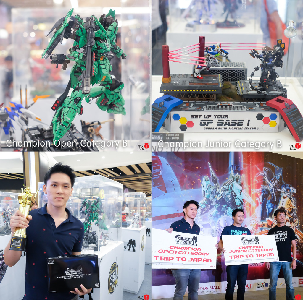 [Red Box x Gunjap] GBWC 2015 INDONESIA WINNERS Photoreport No.46 Big Size Images, Info